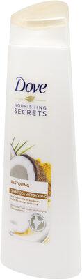 Dove Nourishing Secrets Shampoing Restoring Coco - Product - fr