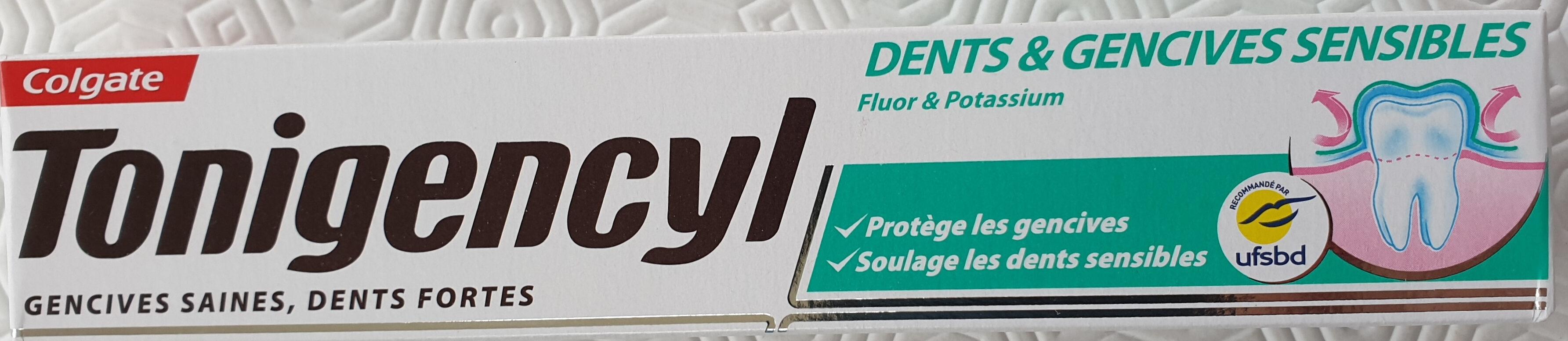 Tonigencyl - Produit