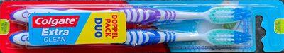 Colgate Extra Clean Zahnbürste - Produit - de