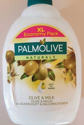 Palmolive Naturals - Ingredients - fr