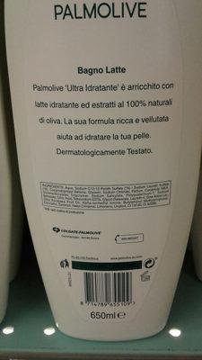 bagno latte - Product