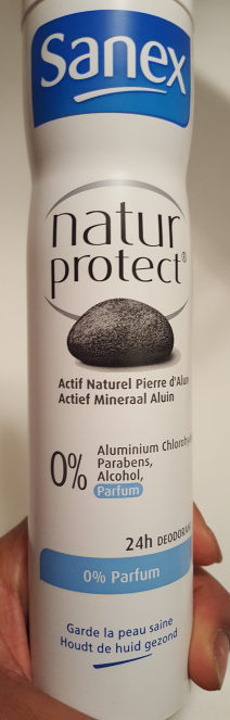 Sanex natur protect - Product - fr