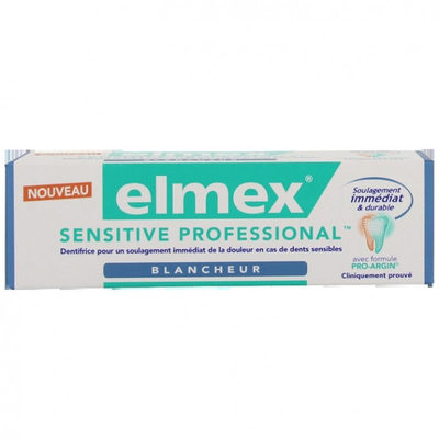 Elmex sensitive professional Blancheur - Product
