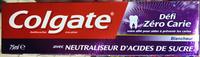Défi Zéro Carie Blancheur avec neutraliseur d'acides de sucre - Produit