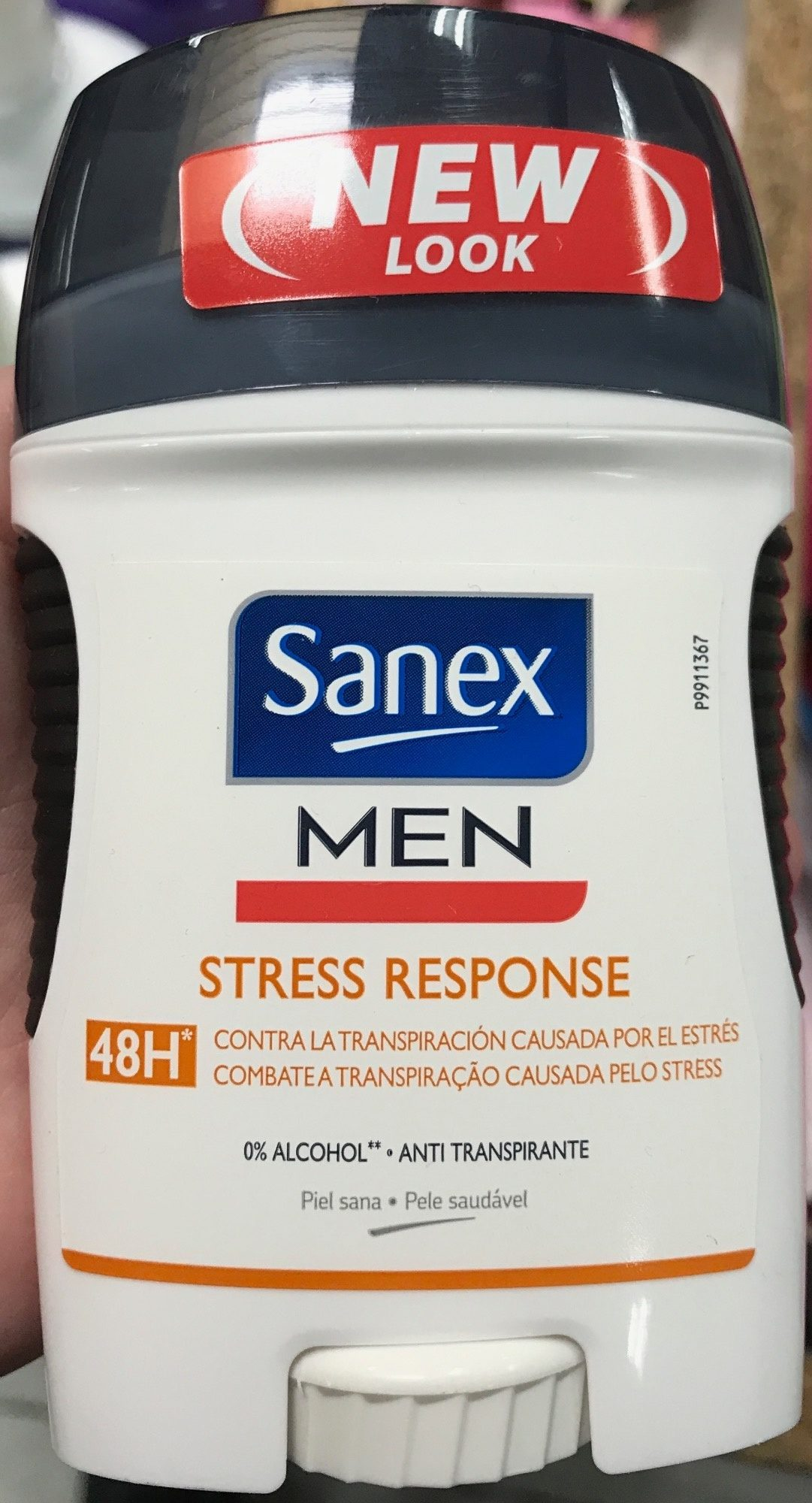Men Stress Response 48H - Produit