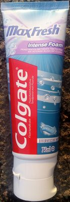 Colgate MaxFresh Intense Foam - Product