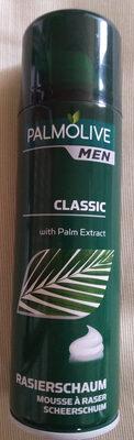 Rasierschaum Classic (with Palm Extract) - Продукт