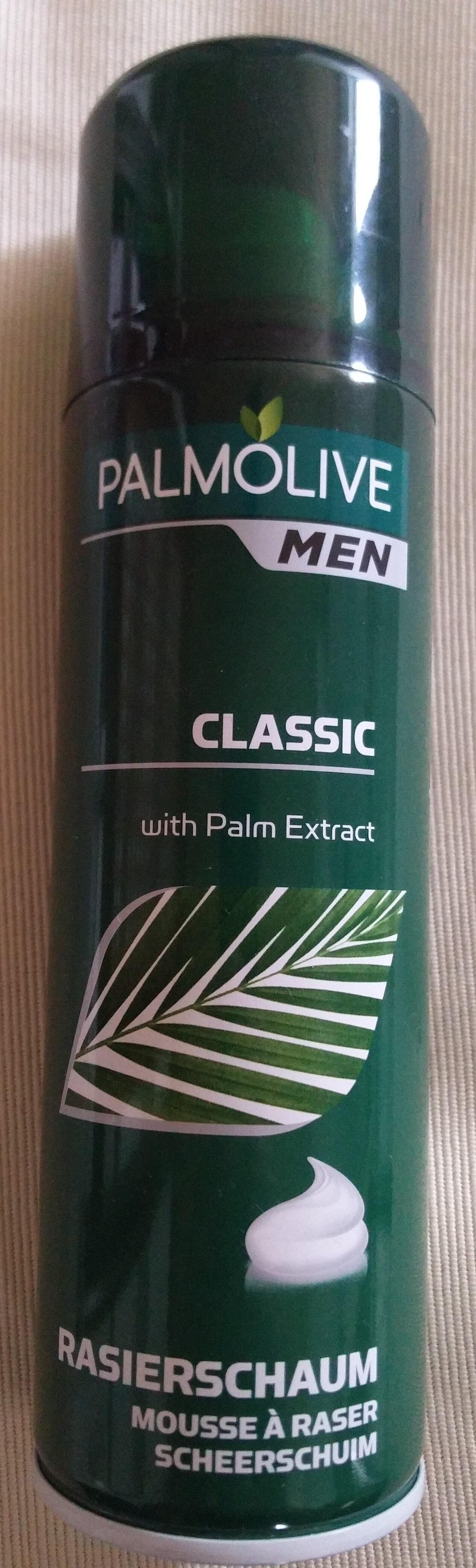 Rasierschaum Classic (with Palm Extract) - Продукт - de