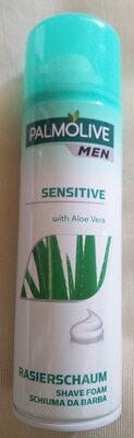 Rasierschaum sensitive (with Aloe Vera) - Продукт - de