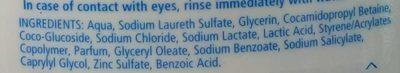 Dermo pro hydrate, skin natural moisturisers - Ingredients - fr