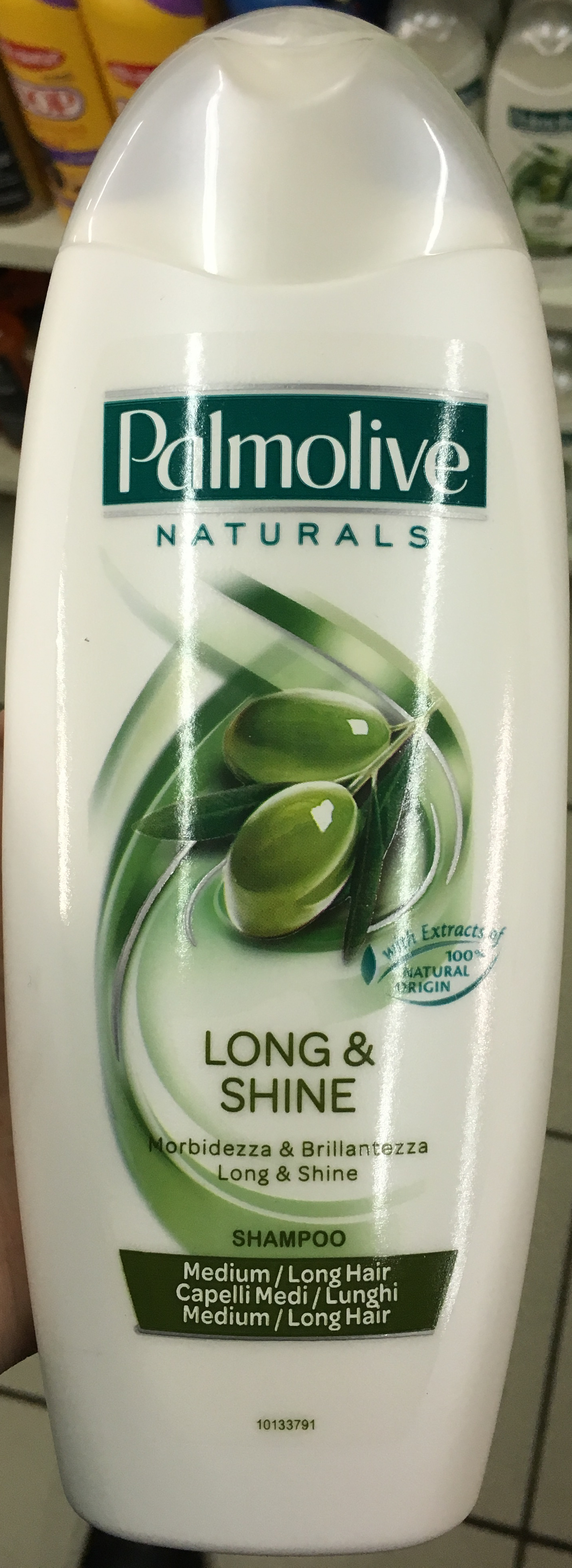 Naturals Long & Shine - Product - fr