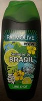 Palmolive Men Sensaçao do Brasil Lime Shot - Product - en