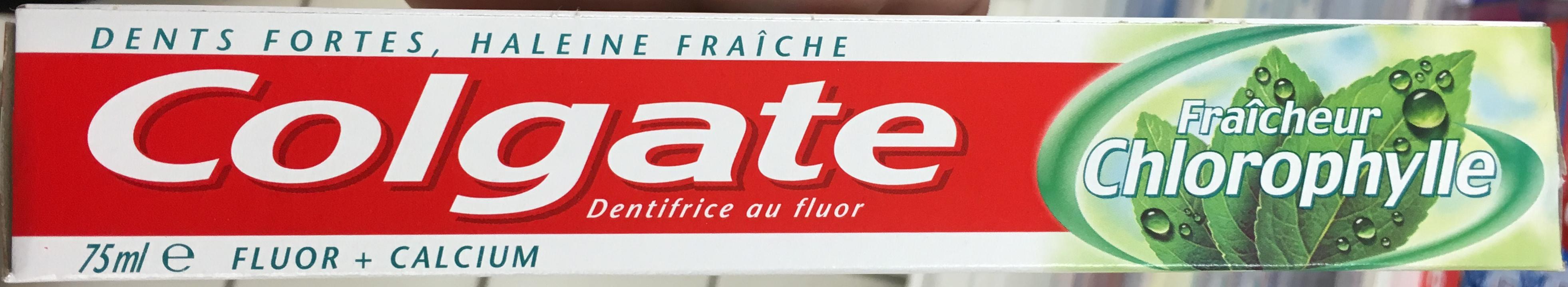 Fraîcheur Chlorophylle - Produit