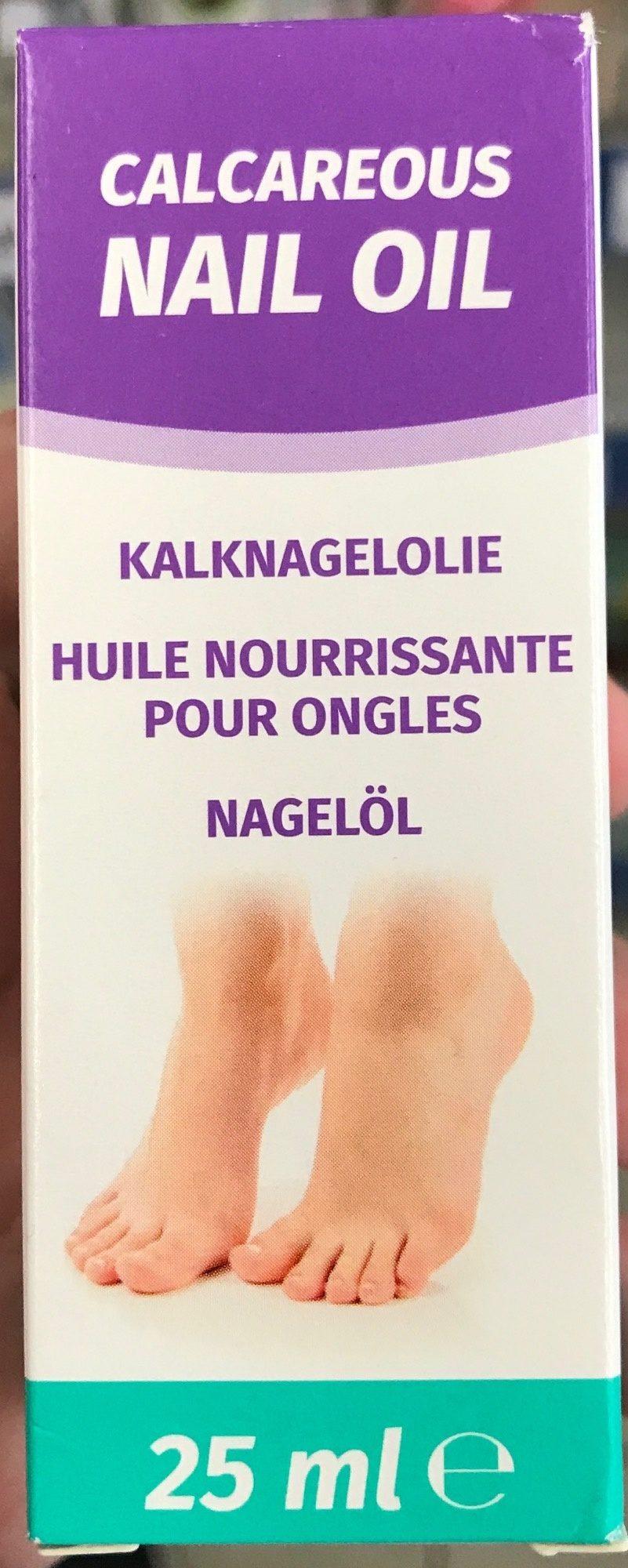 Huile nourrissante pour ongles - Product - fr
