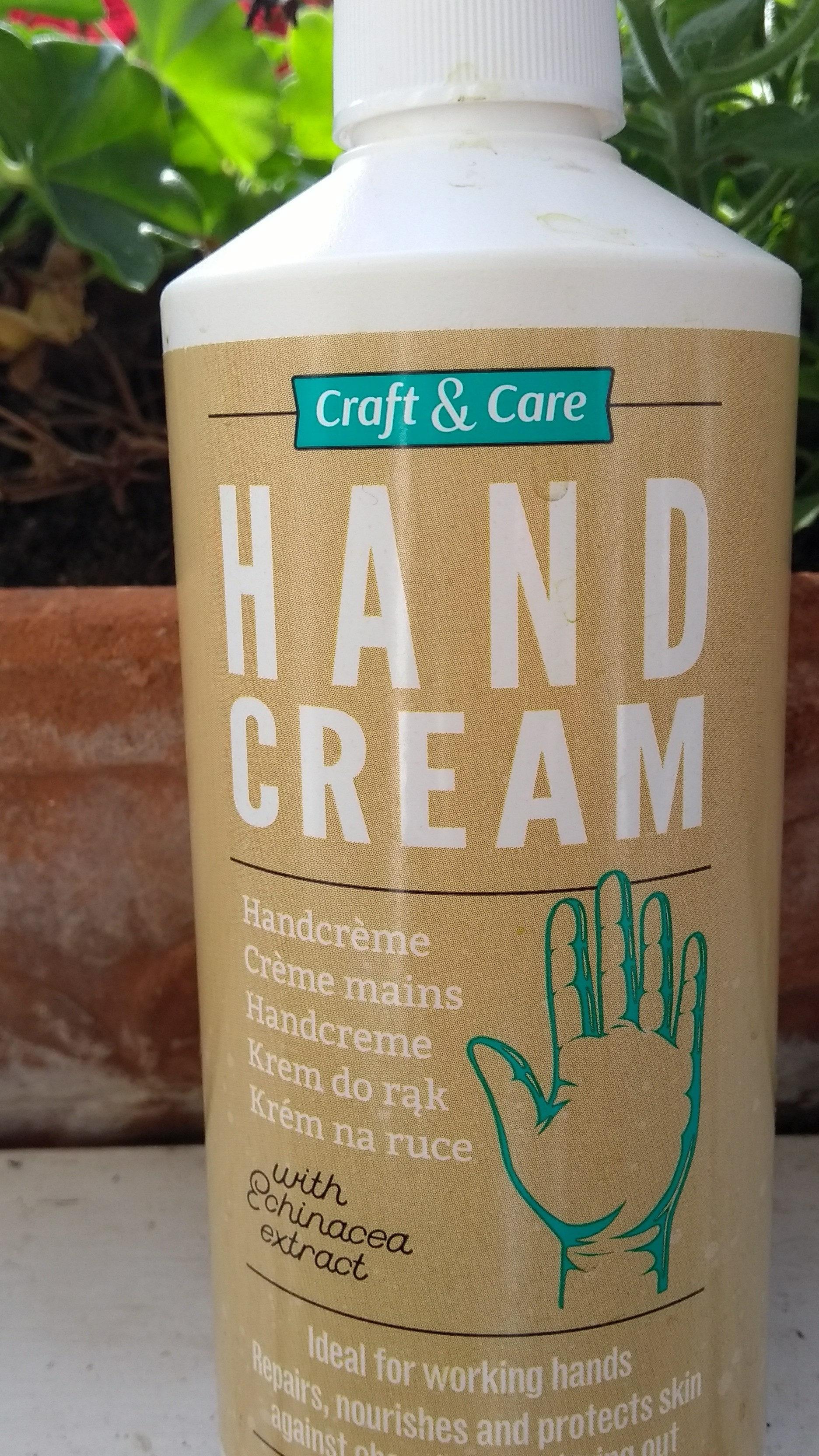 Hand cream - Produit