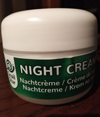 NIGHT CREAM - Product