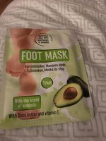 Masque pour les pieds - Product - fr