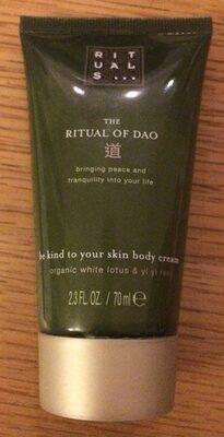 Ritual of dao - Product