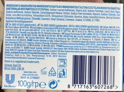 Dove Savon Pain de Toilette Exfoliating Anti-Bactérien x1 - 4