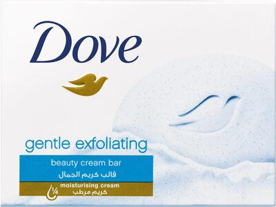 Dove Savon Pain de Toilette Exfoliating Anti-Bactérien x1 - Produit - fr