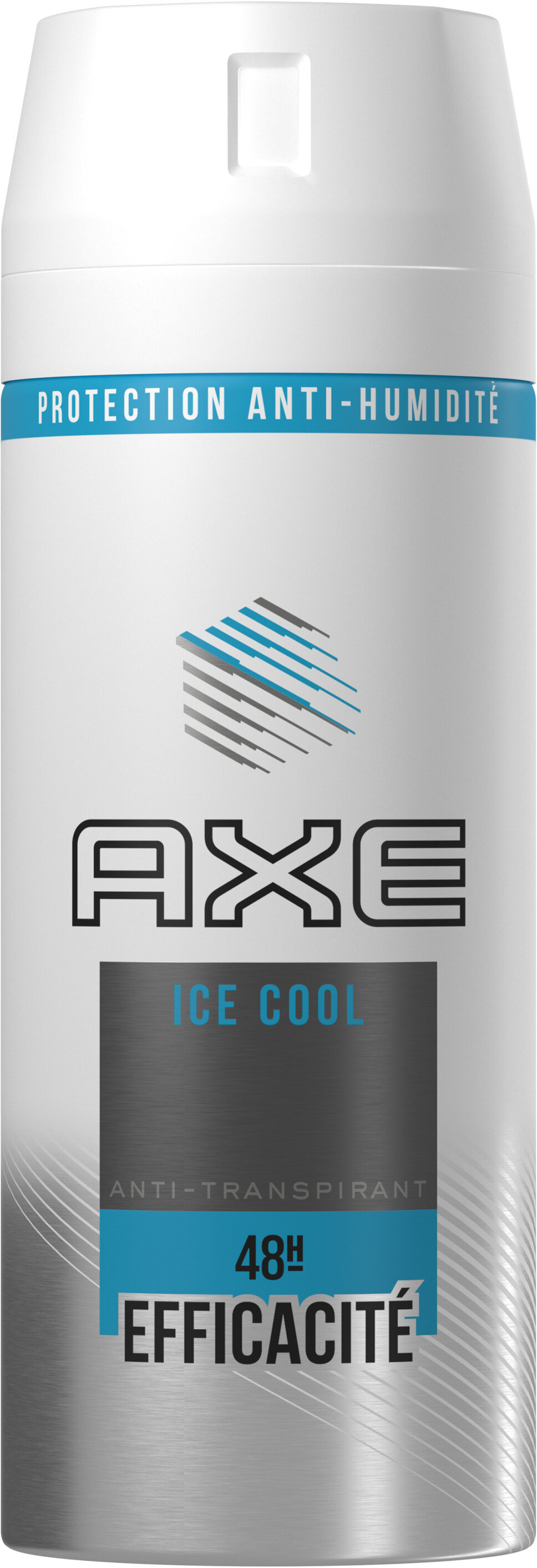 AXE Ice Cool Déodorant Homme Spray Antibactérien Menthe Glacial & Citron Protection Anti-Humidité 48H Spray - Product - fr