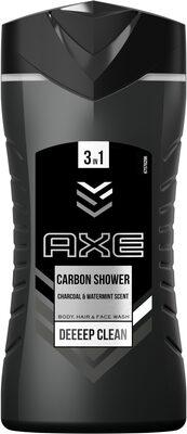 AXE Gel Douche Homme Carbon 3en1 - Product - fr