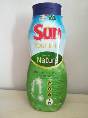 Sun tout en 1. Pouvoir de la nature - Product - fr