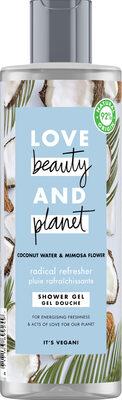 Love Beauty And Planet Gel Douche Pluie Rafraîchissante - Product - fr