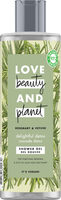 Love Beauty And Planet Gel Douche Cascade Détox - Product - fr