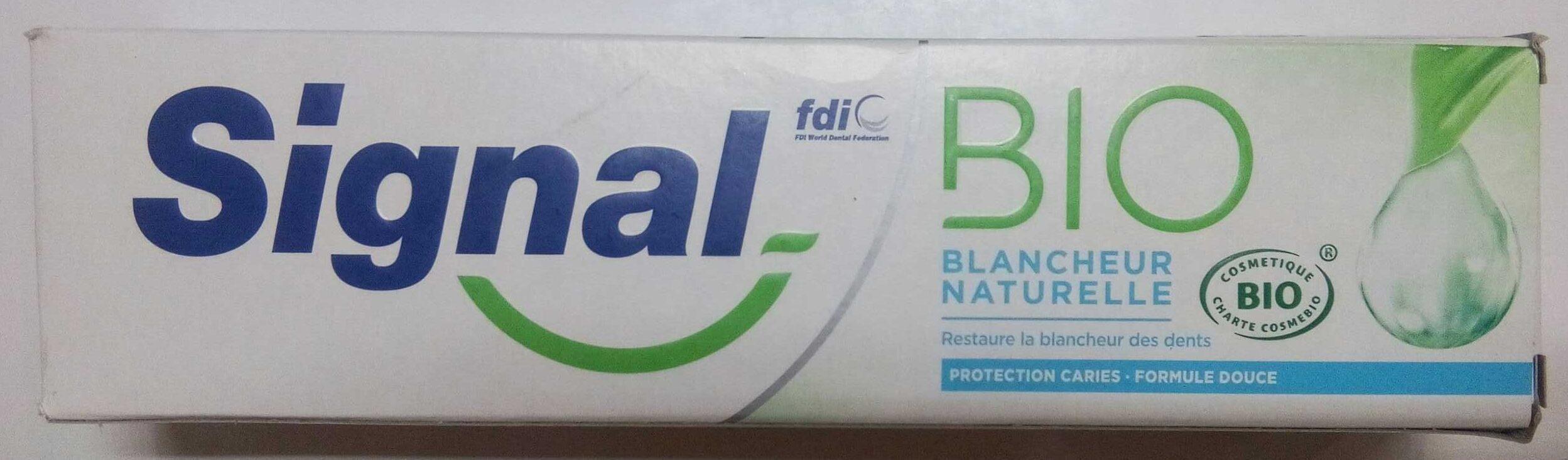 Bio Blancheur naturelle - Product - fr