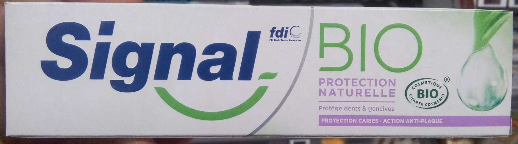 Dentifrice protection naturelle - Product - fr