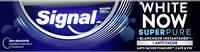 Signal Dentifrice Blancheur Instantanée Super Pure - Product - fr