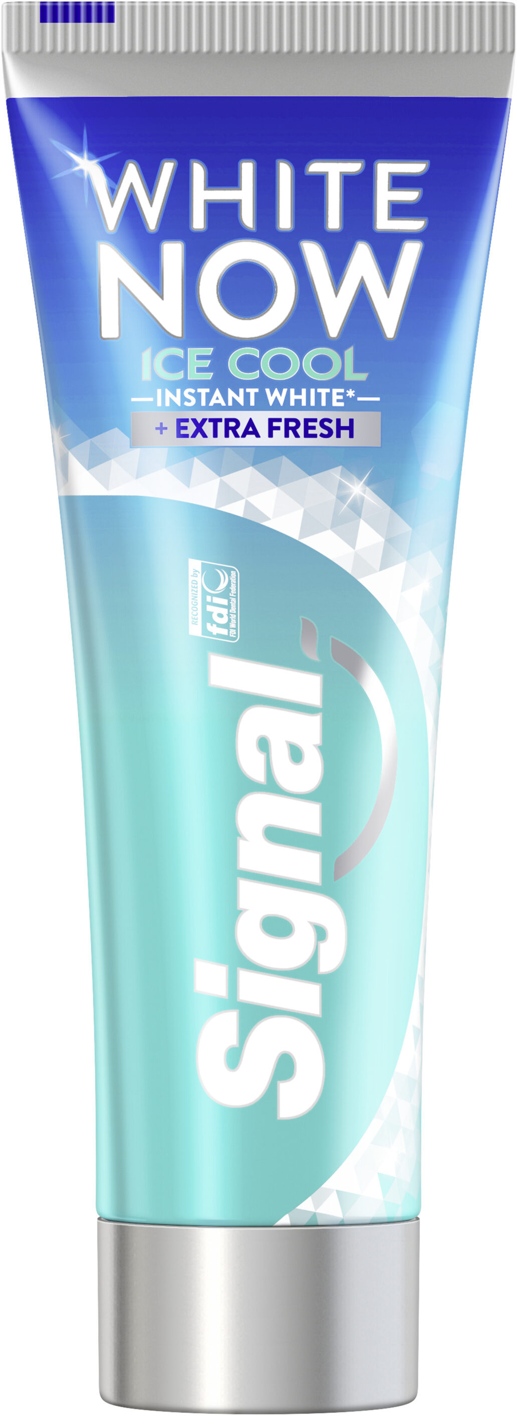 Signal Dentifrice Blancheur Instantanée ICE COOL - Product - fr