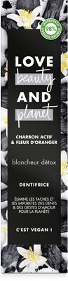 Love Beauty And Planet Dentifrice Blancheur Détox - Product - fr