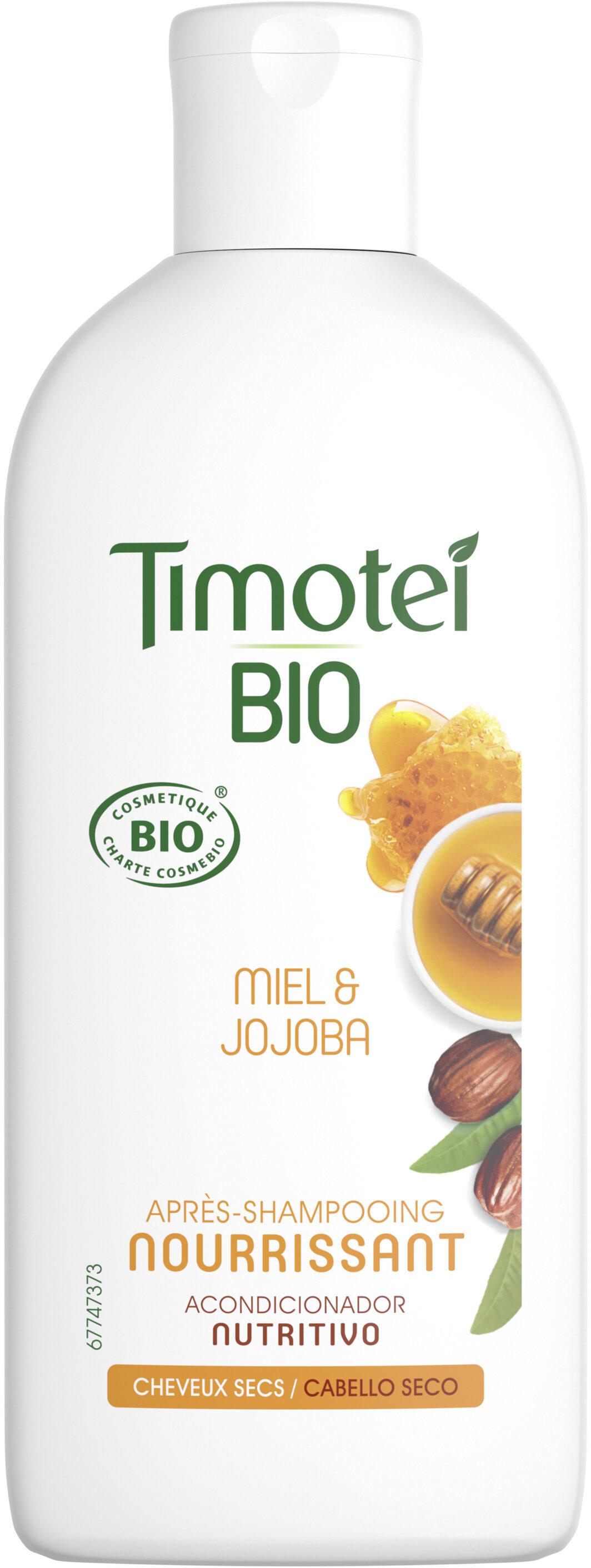 Timotei Après Shampoing Cheveux Secs Nourrissant au Miel et Jojoba - Product - fr