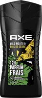 AXE Gel Douche Homme Wild 12h Parfum Frais - Product - fr