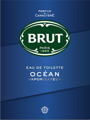 Brut Eau De Toilette Oceans - Product - fr