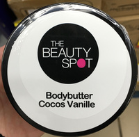 Bodybutter Cocos Vanille - Product