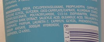 Talgreducerende Crème - Ingredients - nl