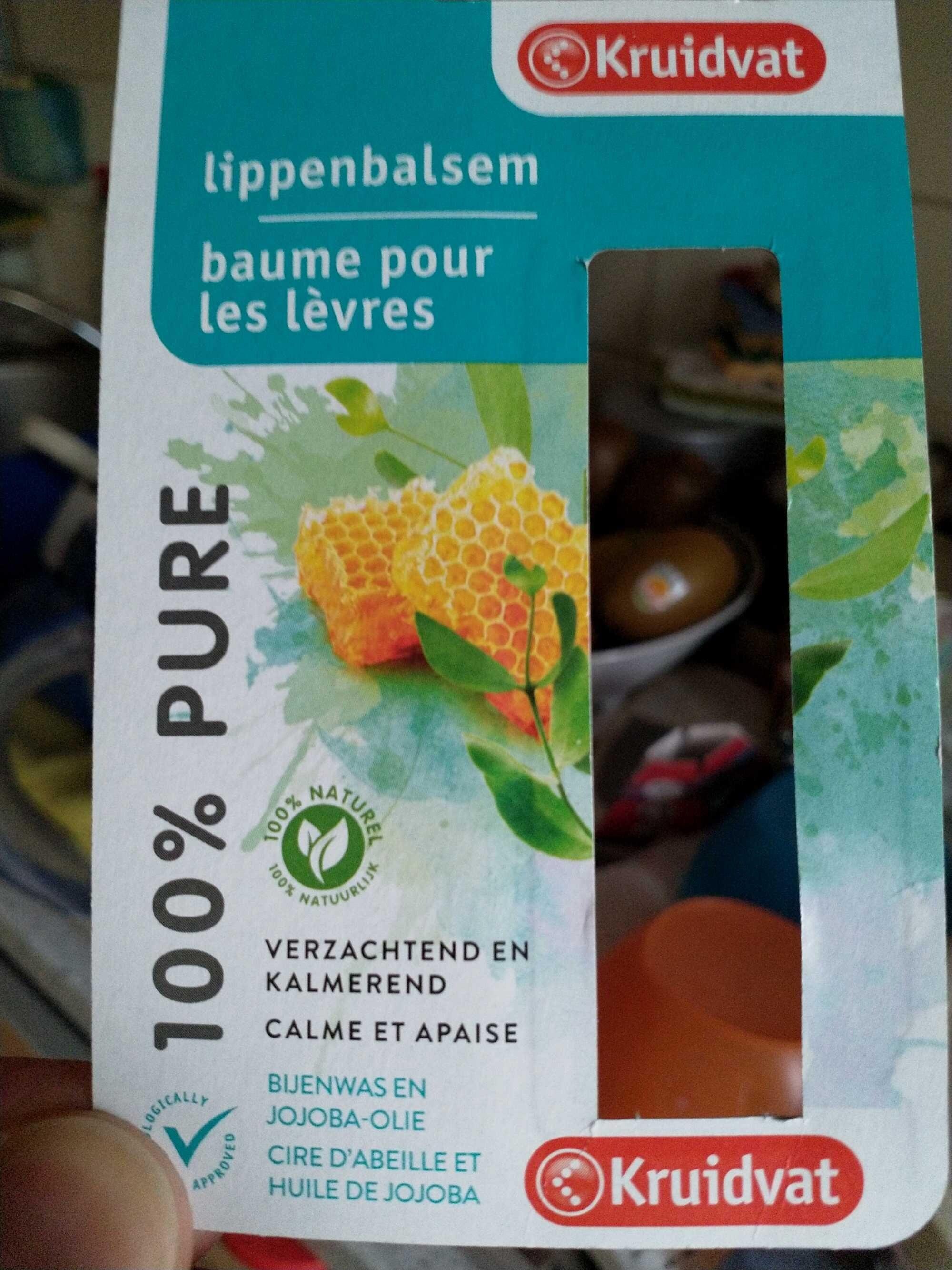 Baume pour les lèvres - Product - fr