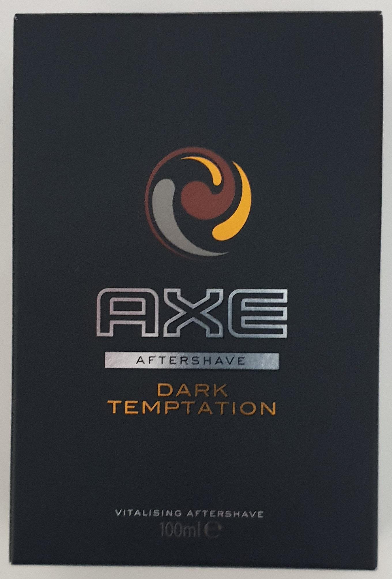 Axe aftershave dark temptation - Product - de