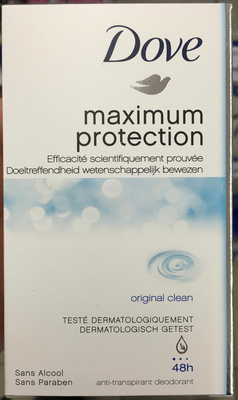 Maximum Protection Original Clean - Product