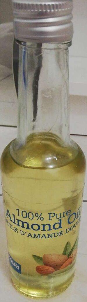 100% Pure Almond Oile - Huile d'Amande Douce - Product - en