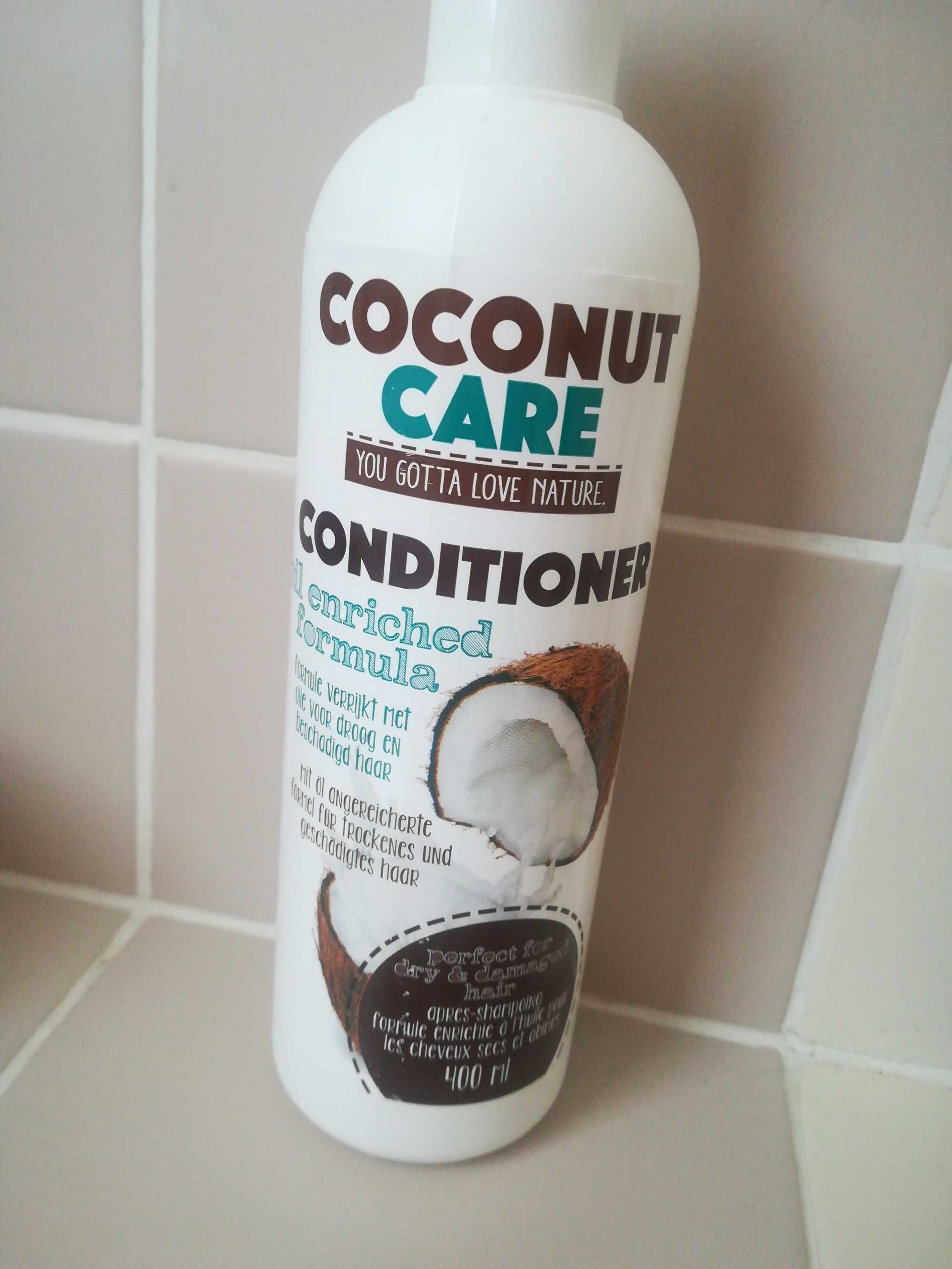 Coconut care conditioner - Product - fr
