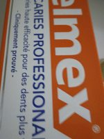 Elmex Junior Anti-caries Professional - Ingredients - fr