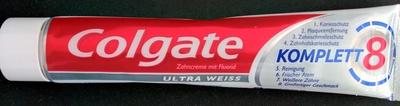 Colgate Ultra Weiß Komplett 8 - Product