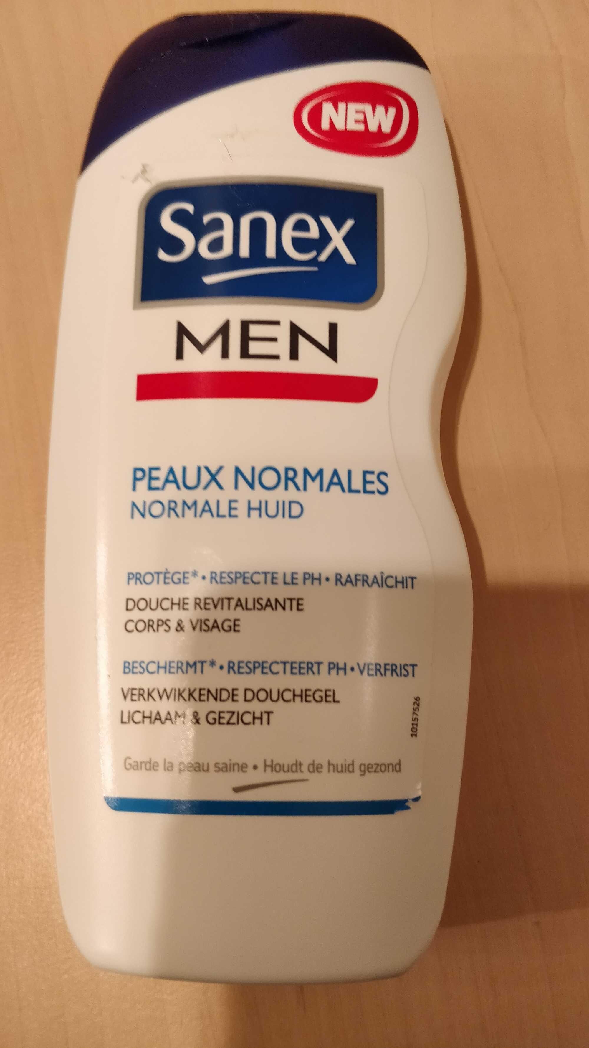 Sanex Men Peaux Normales - Product