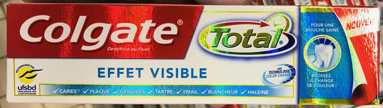 Total Effet Visible - Produit - fr