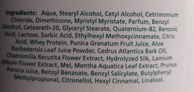 Palmolive antiklit - Ingredients - en