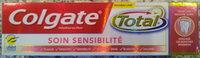 Colgate Total soin sensibilité - Product
